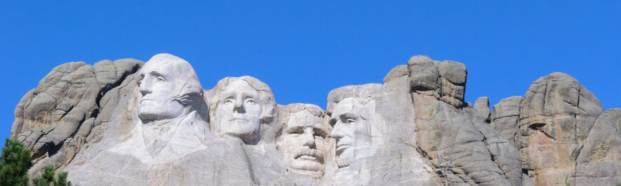 South Dakota - Mount Rushmore